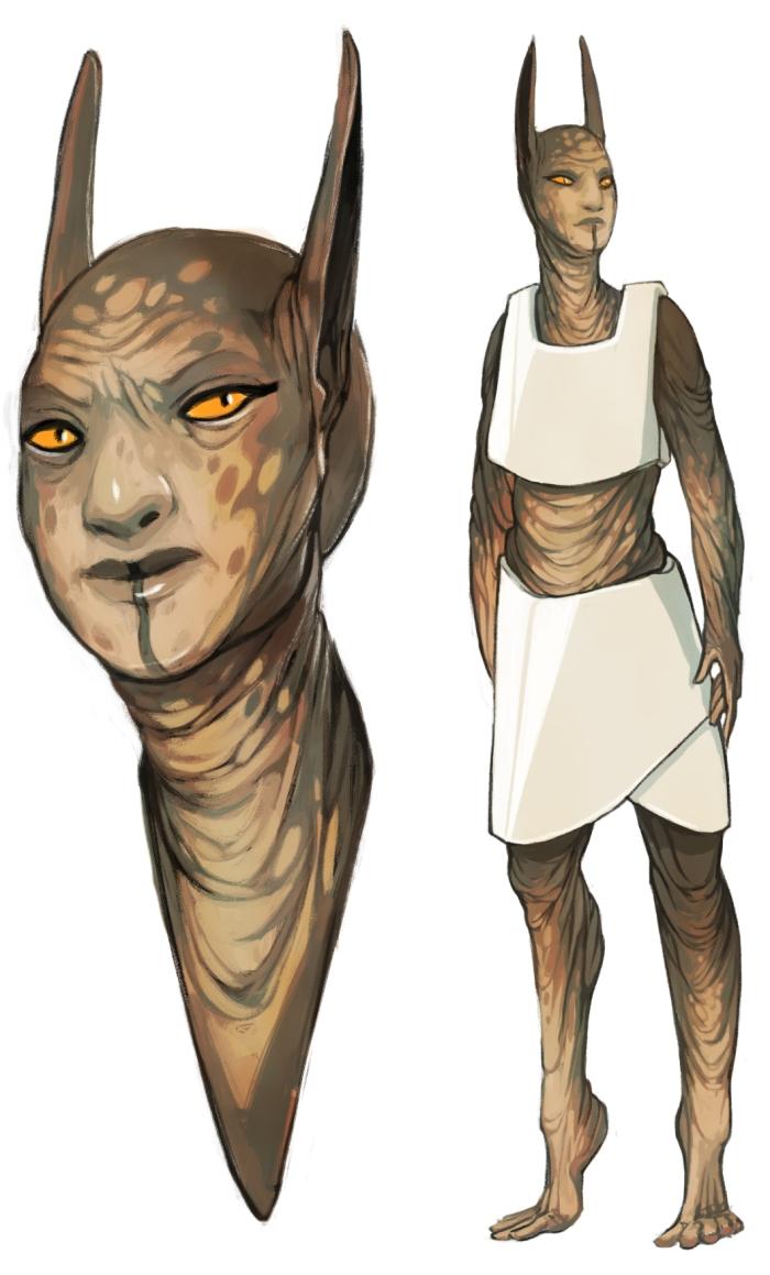 sphynx human