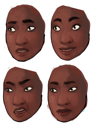 moa sprites_faces