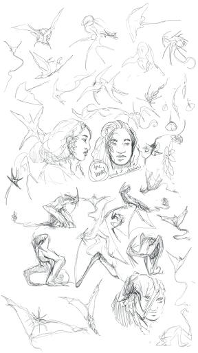 parasite sketches