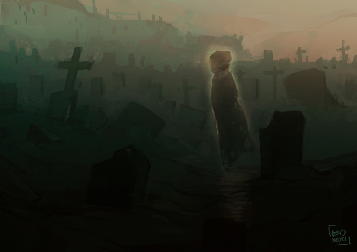 graveyard 30min